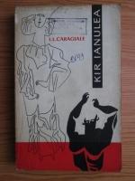 Anticariat: Ion Luca Caragiale - Kir Ianulea