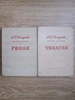 Ion Luca Caragiale - Ouvres choisies (2 volume)