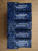 Ion Luca Caragiale - Scrieri esentiale (5 volume)