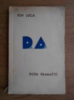 Anticariat: Ion Luca - Ra. Poem dramatic (1936)
