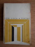 Ion Luca - Teatru