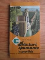 Anticariat: Ion M. Pusca - Bauturi spumante in gospodarie. Caleidoscop