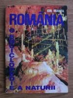 Ion Manta - Romania o enciclopedie a naturii