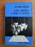 Anticariat: Ion Marin Sadoveanu - Istoria universala a dramei si teatrului (volumul 2)