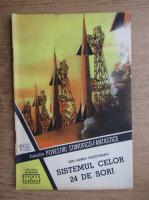 Anticariat: Ion Marin Sadoveanu - Sistemul celor 24 de sori, nr. 115