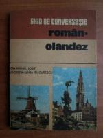 Anticariat: Ion-Mihail Iosif - Ghid de conversatie roman-olandez