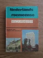 Ion Mihail Iosif - Nederlands-roemeense conversatiegids