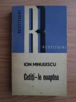 Ion Minulescu - Cetiti-le noaptea