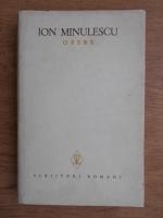 Anticariat: Ion Minulescu - Opere (volumul 2)