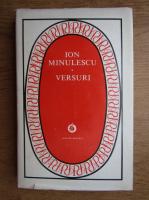 Anticariat: Ion Minulescu - Versuri