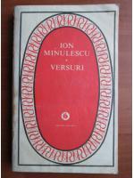 Ion Minulescu - Versuri