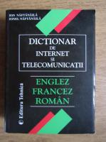 Ion Naftanaila - Dictionar de internet si telecomunicatii