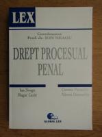 Anticariat: Ion Neagu - Drept procesual penal