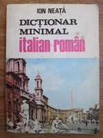 Ion Neata - Dictionar minimal italian-roman