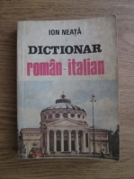 comperta: Ion Neata - Dictionar roman-italian