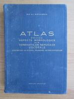 Anticariat: Ion Niculescu - Atlas privind aspecte morfologice ale terminatiilor nervoase viscerale. Contributii la studiul problemei interceptorilor