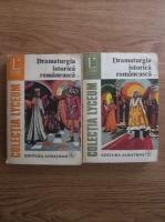 Anticariat: Ion Nistor - Dramaturgia istorica romaneasca (2 volume)
