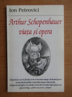 Ion Petrovici - Schopenhauer
