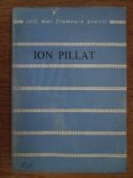Anticariat: Ion Pillat - Versuri