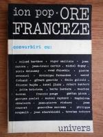 Anticariat: Ion Pop - Ore franceze