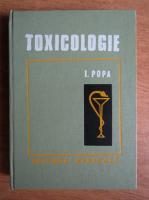 Ion Popa - Toxicologie