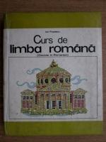 Ion Popescu - Curs de limba romana