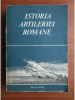 Anticariat: Ion Popescu - Istoria artileriei romane