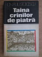 Anticariat: Ion Puiu Stoicescu - Taina crinilor de piatra