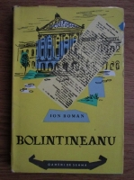 Anticariat: Ion Roman - Dimitrie Bolintineanu