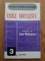 Anticariat: Ion Rotaru - Scriitori romani comentati. Vasile Voiculescu