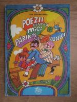 Ion Serebreanu - Poezii pentru mici si parinti si bunici