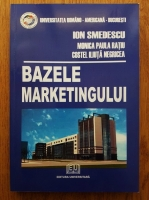 Ion Smedescu - Bazele marketingului