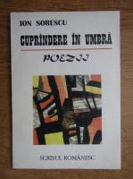 Anticariat: Ion Sorescu - Cuprindere in umbra