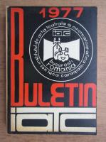 Ion Tobosaru - Buletin I. A. T. C. 1997