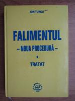 Anticariat: Ion Turcu - Falimentul. Noua procedura