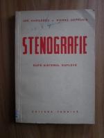 Ion Vasilescu - Stenografie dupa sistemul Duploye