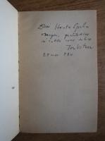 Anticariat: Ion Vitner - Alexandru Ivasiuc. Infruntarea contrariilor (cu autograful autorului)