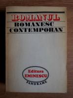 Anticariat: Ion Vlad - Romanul romanesc contemporan