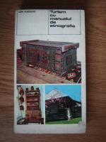 Anticariat: Ion Vladutiu - Turism cu manualul de etnografie