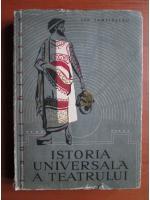 Ion Zamfirescu - Istoria universala a teatrului (volumul 1)