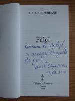 Ionel Ciupureanu - Falci (cu dedicatia si autograful autorului pentru Balogh Jozsef)