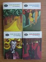 Anticariat: Ionel Teodoreanu - La Medeleni (4 volume)