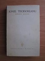 Anticariat: Ionel Teodoreanu - Opere alese (volumul 2)