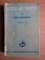 Ionel Teodoreanu - Secretul Anei Florentin (1937)
