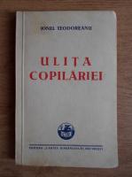 Ionel Teodoreanu - Ulita copilariei (1938)