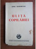 Ionel Teodoreanu - Ulita copilariei (1941)