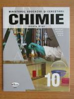 Anticariat: Ionela Alan - Chimie. Manual pentru clasa a X-a (2005)