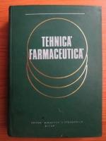 Anticariat: Ionescu Stoian - Tehnica farmaceutica