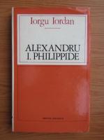 Anticariat: Iorgu Iordan - Alexandru I. Philippide