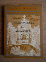 Iosif Pervain - Corespondenta lui Alexandru Papiu Ilarian. Scrisori, documente, memorii, note (volumul 1)